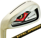 IRON LEFT BLASTER'J VITAL SPEED 6本SET
